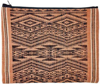 Slate + Salt Tribal Clutch Bag