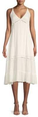 Raga LA Cruz Cutout V-Neck Dress