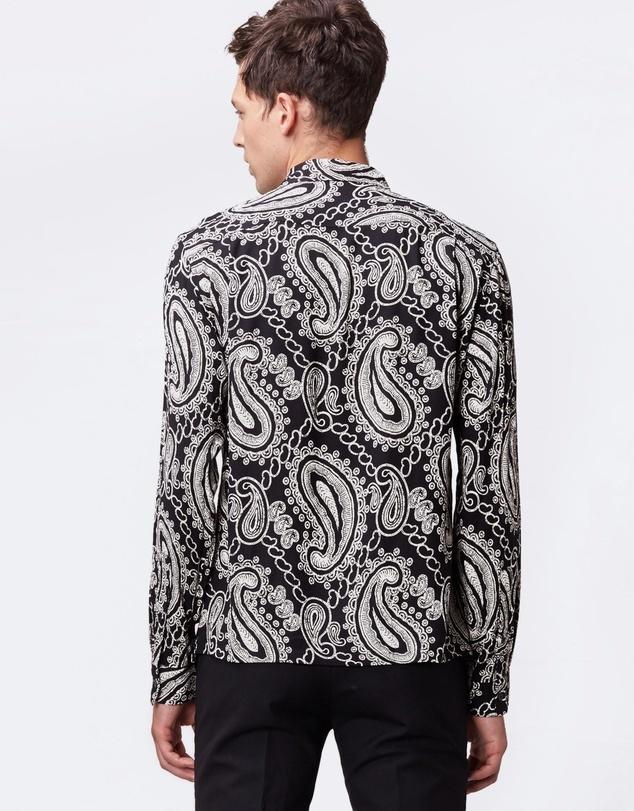 Chelsea Paisley Shirt