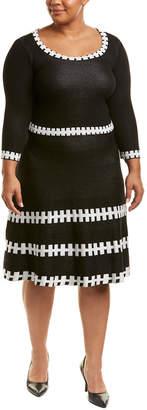 Taylor Plus Sweaterdress