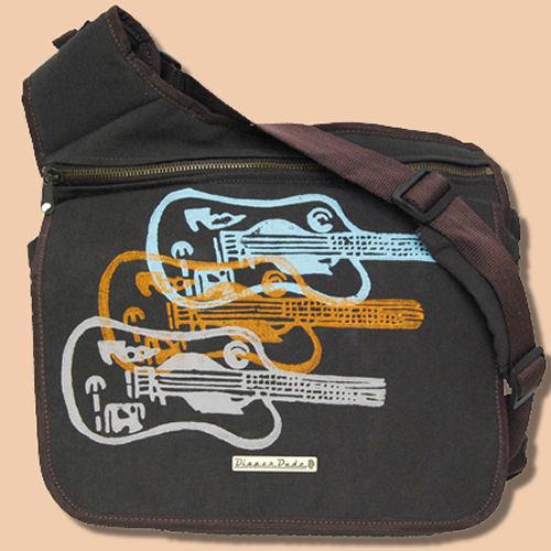 Diaper Dude Guitar Diaper Bag