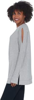 Belle By Kim Gravel Belle by Kim Gravel Loveabelle Lounge Split Sleeve Tunic