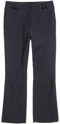 H&M Cropped Pants - Blue