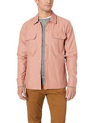 Obey Men's Station Shirt Jacket