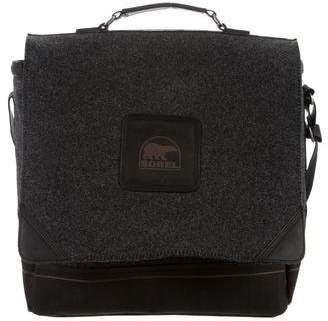 Sorel Wool Messenger Bag
