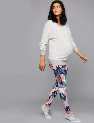A Pea in the Pod Under Belly Active Maternity Leggings