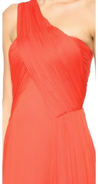 Matthew Williamson Soft Drape Gown