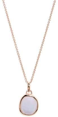 Monica Vinader Siren Semiprecious Stone Pendant Necklace