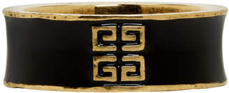 Givenchy Gold My Love 4G Band Ring