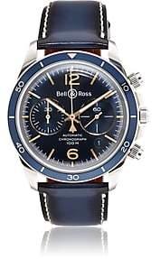 Bell & Ross Men's BR V2-94 Aeronvale Watch-Brown