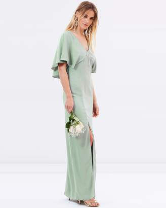 Atmos & Here ICONIC EXCLUSIVE - Alice Tie Back Maxi Dress