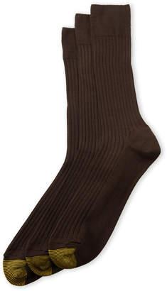 Gold Toe 3-Pack Canterbury Socks