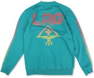 Lrg Men Sun Burst Graphic Sweatshirt
