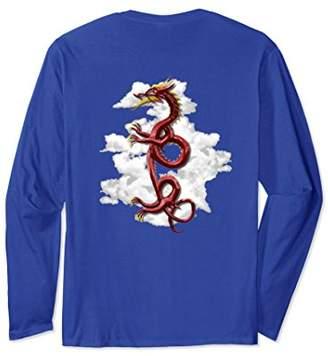 Dragon Optical Chinese Zodiac New Year Long Sleeve T-Shirt