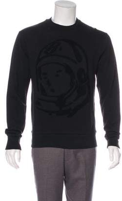 Billionaire Boys Club Graphic Crew Neck Sweatshirt
