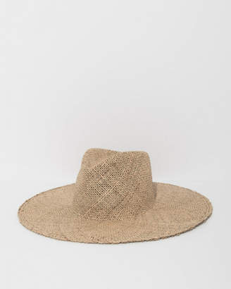 CLYDE Pinch Panama Hat