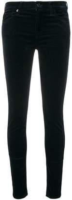 7 For All Mankind skinny velvet jeans