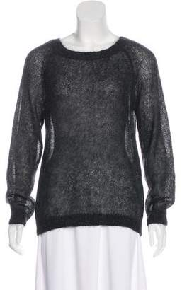 Masscob Mohair-Blend Sweater