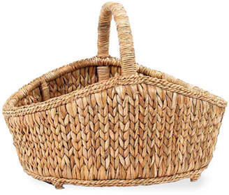 Mainly Baskets Sweater Weave Cottage Basket