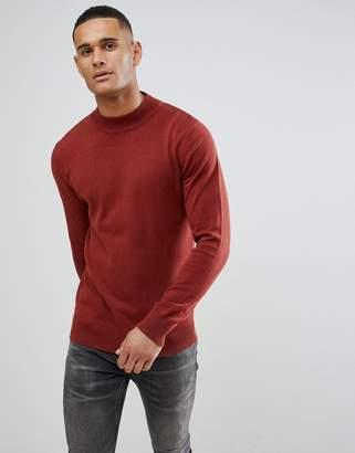 Brave Soul Turtleneck Sweater