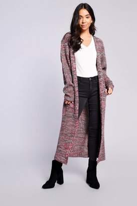 Glamorous **Multi Knitted Cardigan