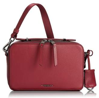 Tumi Voyager - Aberdeen Leather Crossbody Bag