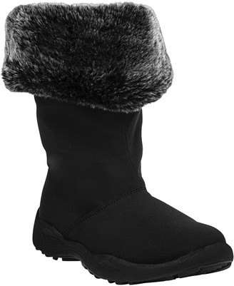 Propet Nylon Winter Boots - Madison Tall
