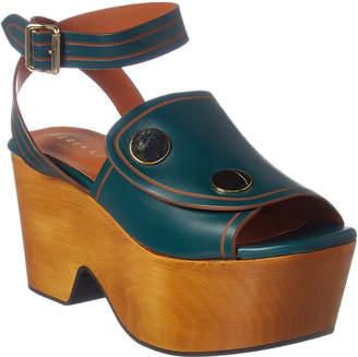 Derek Lam Zaria Leather Sandal