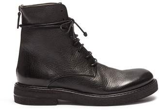 Marsèll 'Liesta' lace-up leather ankle boots