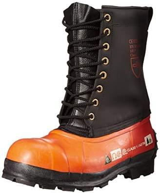 Viking Footwear Black Tusk Waterproof Steel Toe Boot