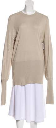 Maison Margiela Long Sleeve Crew Neck Sweater w/ Tags
