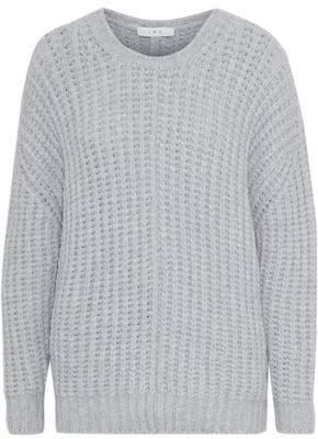 IRO York Waffle-Knit Wool-Blend Sweater