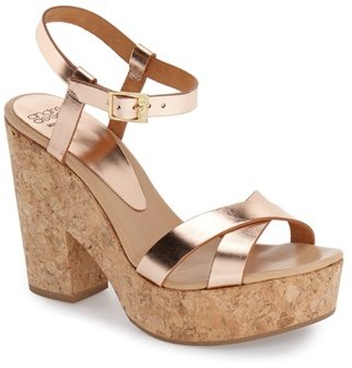 Women's Andre Assous 'Finnley' Platform Sandal $258.95 thestylecure.com