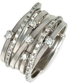 Marco Bicego 'Goa' Seven Band Diamond Ring