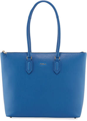Furla Pin Medium Saffiano Tote Bag