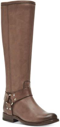 Frye Women's Phillip Harness Boots Women's Shoes