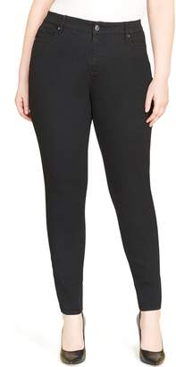 Gloria Vanderbilt Plus Size Curvy Fit Skinny Jeans