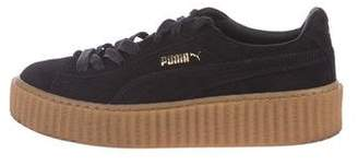 FENTY PUMA by Rihanna Suede Creeper Sneakers