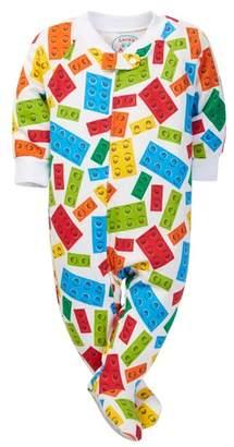 Sara's Prints Footed Pajama (Baby)