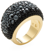 Mini Chic Domed Band Ring $180 thestylecure.com