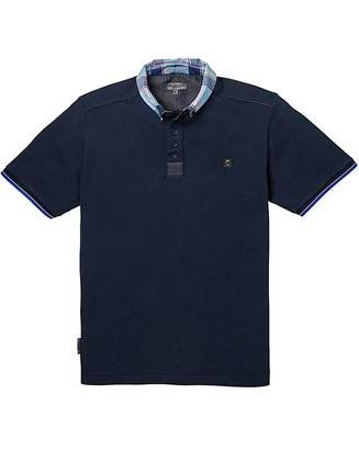 Voi Jeans Pirate Navy Polo Long