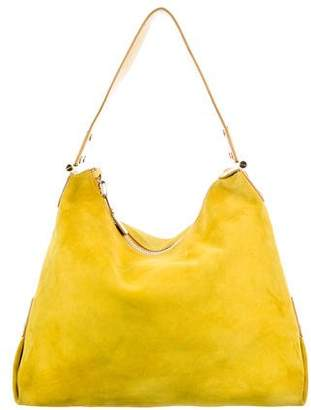 Tom Ford Suede Hobo