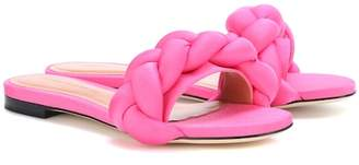 Marco De Vincenzo Braided slides
