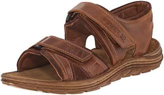 ab10f3f4989 Josef Seibel Men s Raul 19 Dress Sandal 43 ...