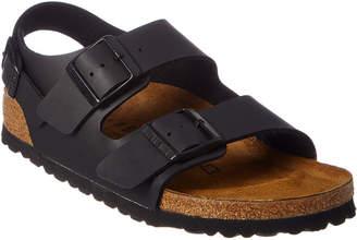 Birkenstock Milano Birko-Flor Leather Narrow Sandal