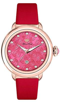 Glam Rock Women's Bal Harbour Diamond 40mm Swiss Quartz Watch Gr77003