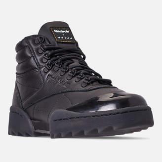 Reebok Women's Freestyle Hi Nova Ripple Casual Shoes