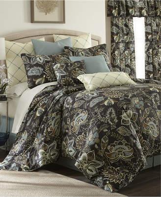 Colcha Linens Sylvan Comforter Set Super King Bedding
