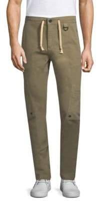 DL Premium Denim Slim-Fit Classic Chino Pants
