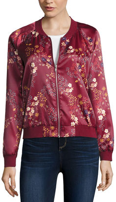 Fire Bomber Jacket-Juniors $68 thestylecure.com